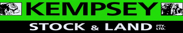 Kempsey Stock and Land Pty Ltd - logo